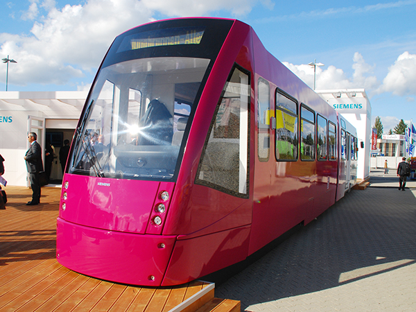 Redesign Siemens M-Wagen Refurbish Innotrans